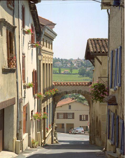Porte de Saint-Etienne