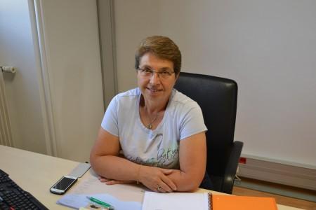 Joëlle VILLEMAGNE, adjointe au Maire, Présidente du conseil de surveillance