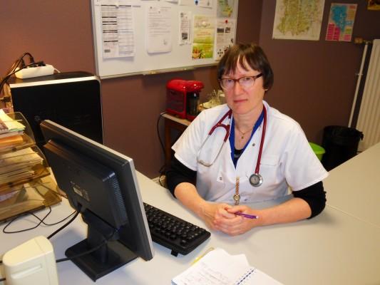 Isabelle CARRIERE - Praticien hospitalier, médecin coordonnateur